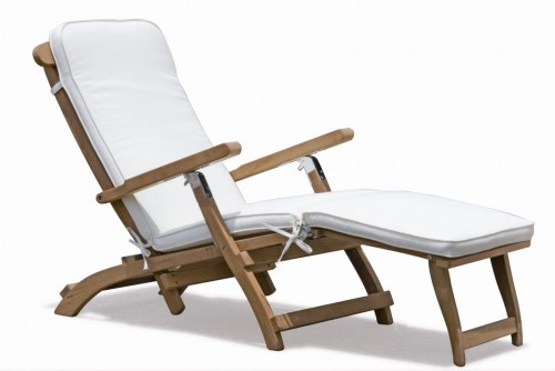 Superior Teak Steamer Chair 1856