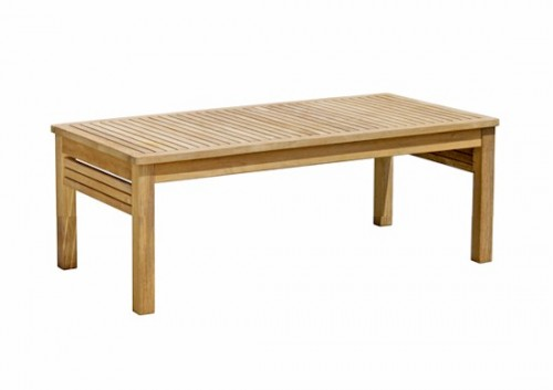 Plantation Teak Coffee Table 110x60cm 1849