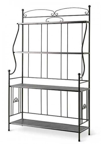 Lightweight Outdoor Iron Plantstand 607-20